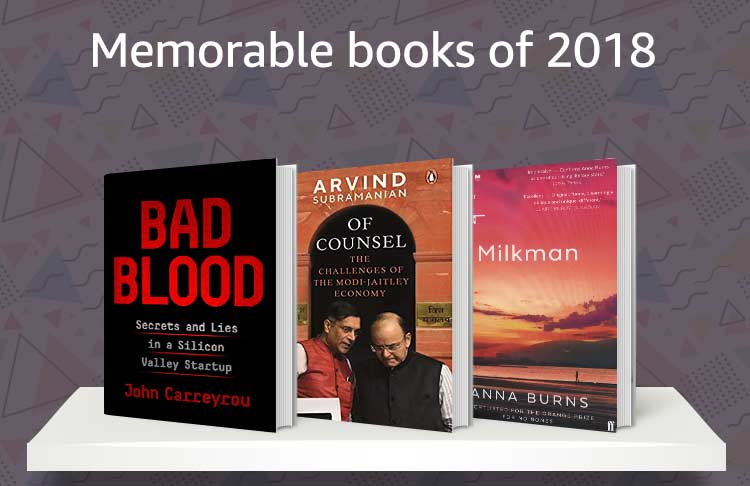 Memorable books of the year