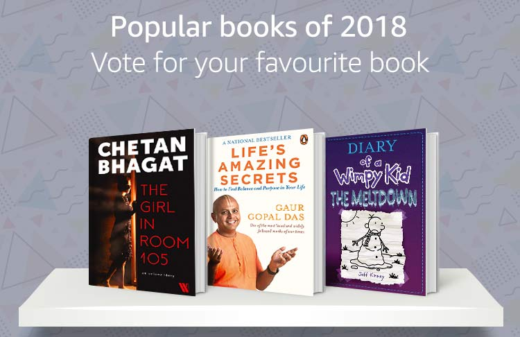 Popular books of 2018