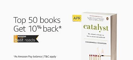 Amazon Best Reads - April