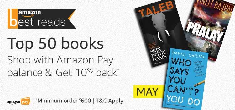 Amazon Best Reads