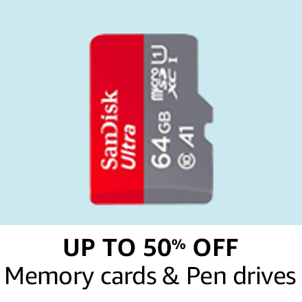 Pendrive & Memory cards