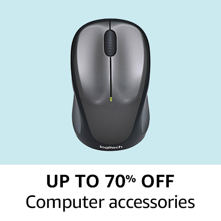 Up to 70% off Computer Accessories