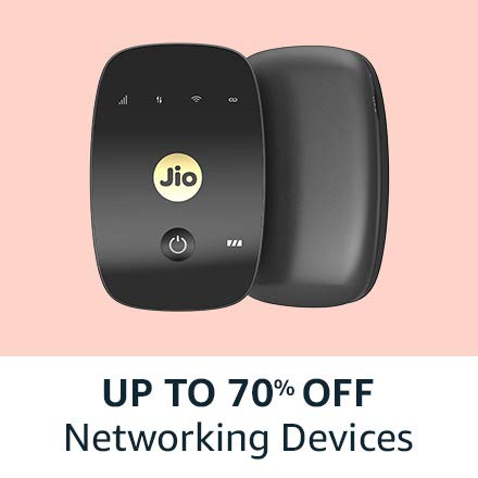 Up to 70% off  Networking Devices