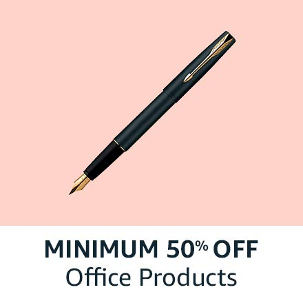 Minimum 50% off Ofice Products