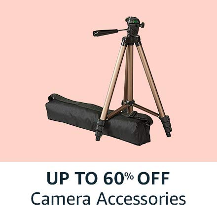 Up to 60% off |Camera Accessories