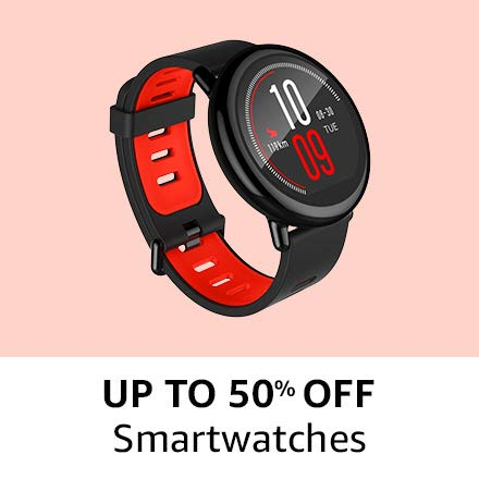 Up to 50% off |Smartwatches