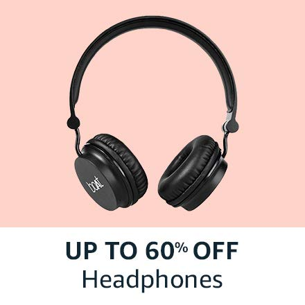 Up to 60% off | Headphones