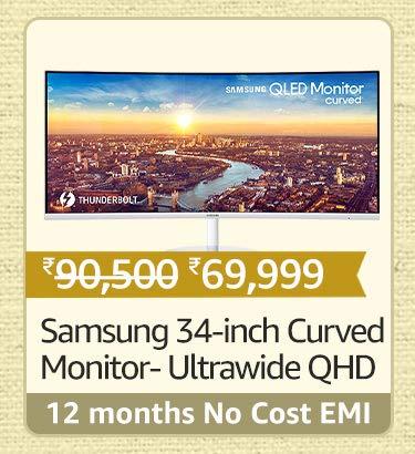 Samsung 34 Inch