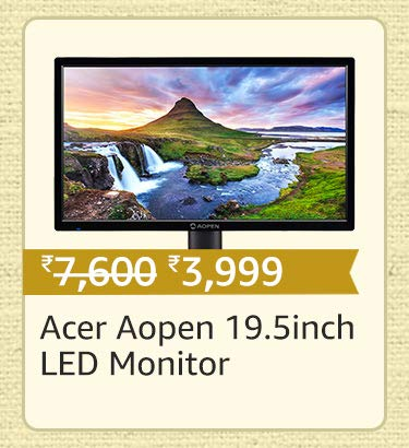 Acer 19.5 Inch