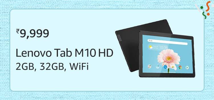 Lenovo Tab M10 HD