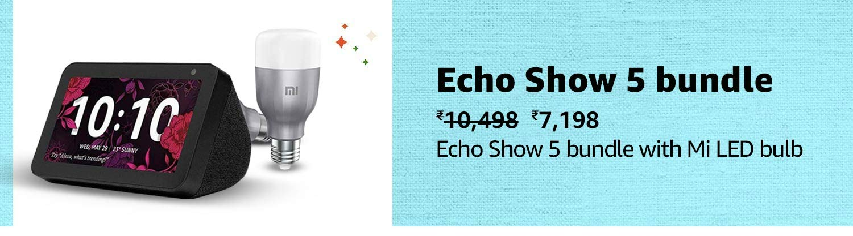Echo Show 5 bundle