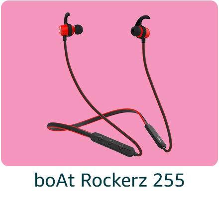 boAt Rockerz 255