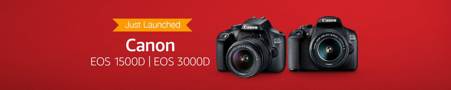 Canon cameras store buy canon cameras online at best prices in new launches canon fandeluxe Images