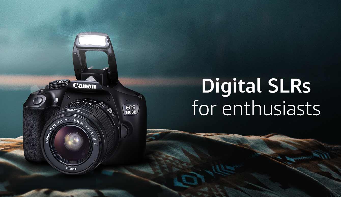 Dslr camera online shopping india