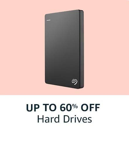 Upto 60% off hard drives |Hard Drives