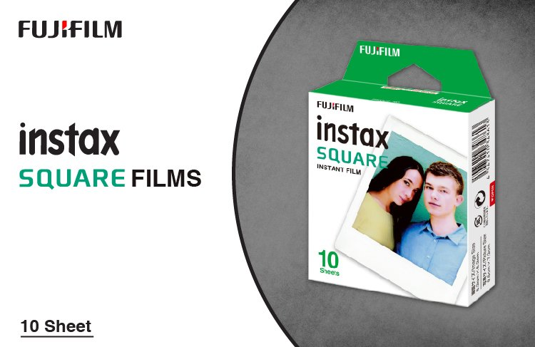 Square films