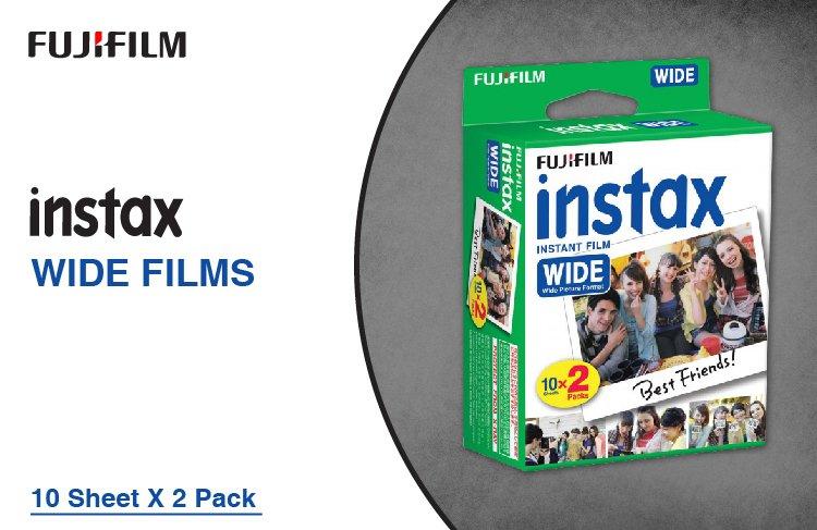 Wide films