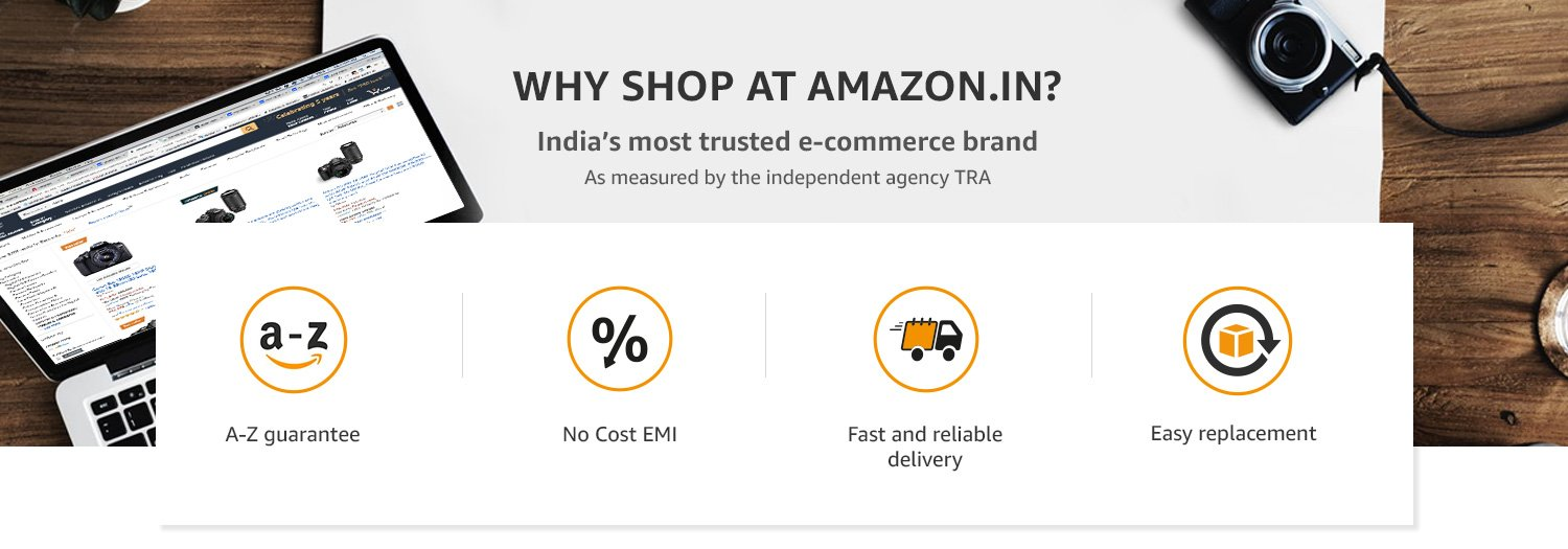 Why Shop At Amazon.in?