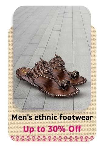Men's ethnic
