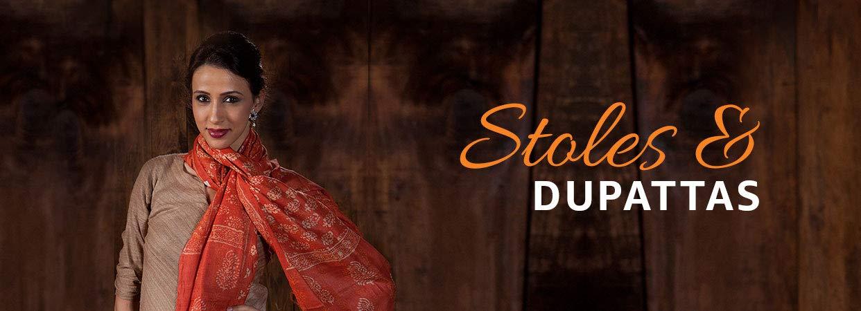 Stoles & Dupattas
