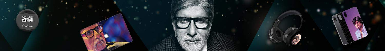 Amitabh Bachchan: Official merchandise