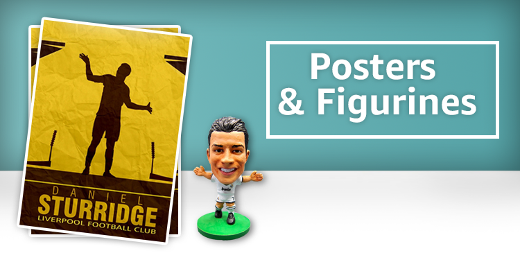Posters and Figurines
