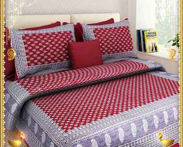 Up to 60% off | Handprinted furnishings