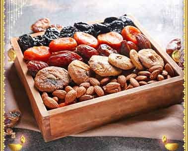 Up to 60% off | Nuts & dry fruits