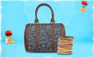 Handbags & bracelets