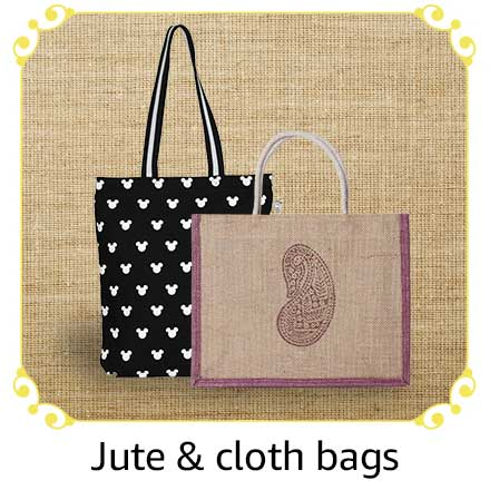 Jute & cloth bags