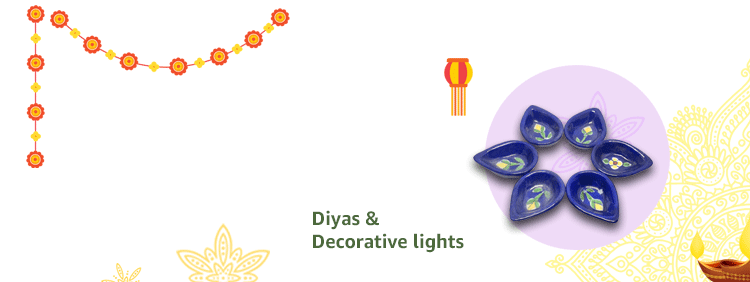Diyas & Decorative lights