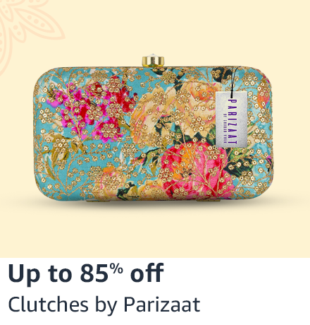 Clutches by Parizaat