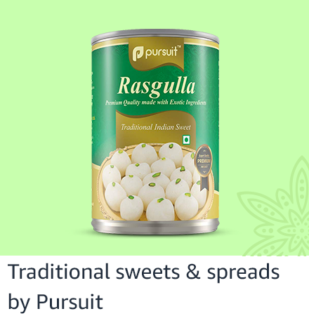 Traditional sweets & spreads from Pursuit