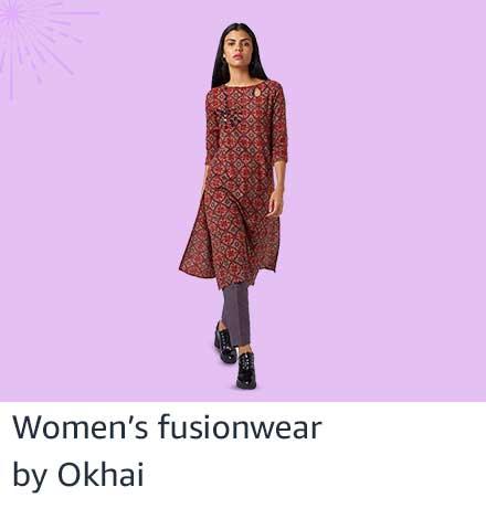 Women's fushionwear by Okhai