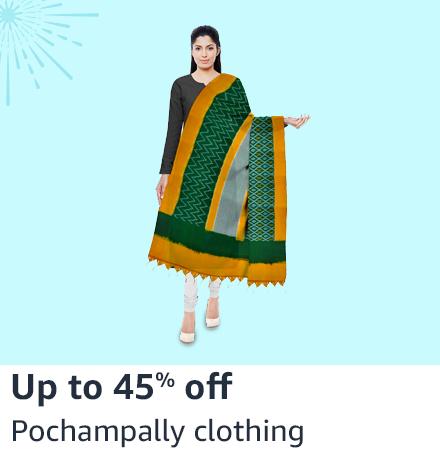 Pochampally clothing