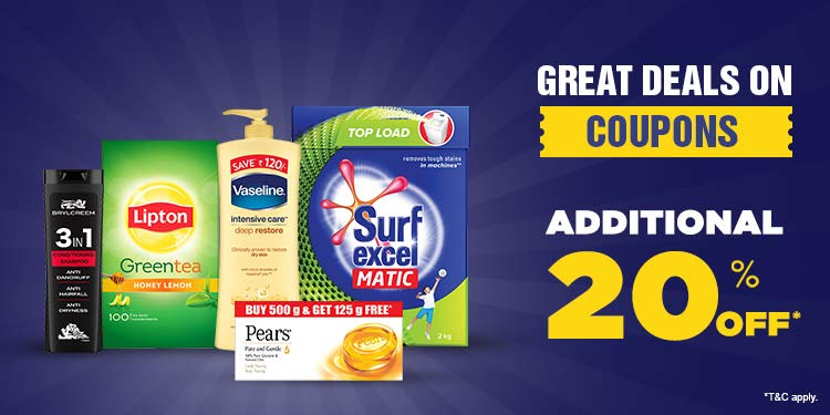 Surf excel, Vaseline, Lipton and more