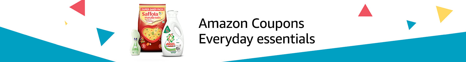 Amazon Coupons: Everyday essentials