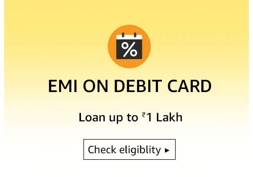EMI on Debit Card : Loan up to 1 Lakh