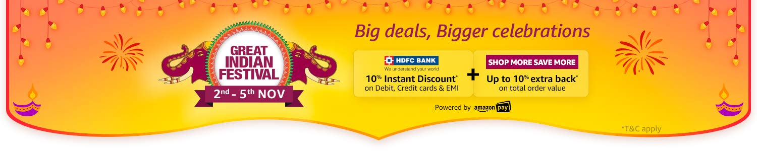 Great Indian Sale Last 4 days