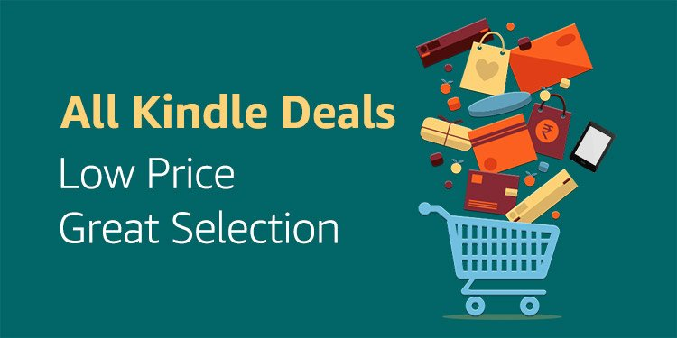 All Kindle Deals