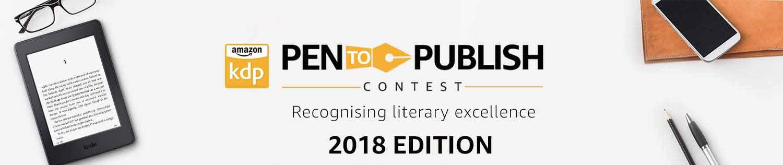 KDP Pen to publish contest Participate now