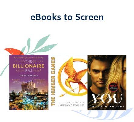 ebooks to screen
