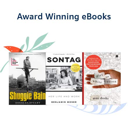 Award Winning ebooks