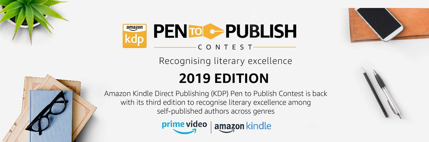 KDP Pen to publish contest Participate now