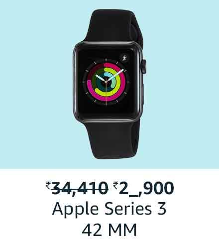 Apple Series 3, 42 MM