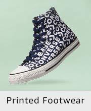Printed Footwear