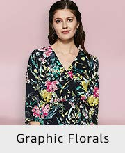 Graphic Florals