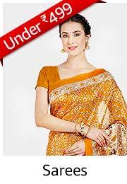 Sarees Under Rs.499