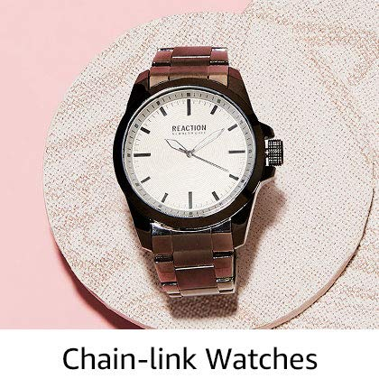 Chain-link Watches