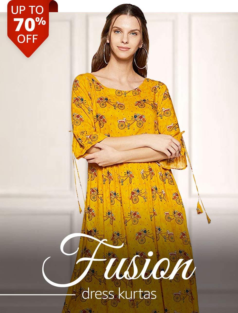 Fusion Dress Kurtas